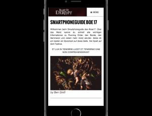 Smartphoneguide BoE 17