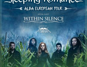 Sleeping Romance, Within Silence und Askara in Neckarsulm