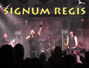 Signum Regis live BoE 2015