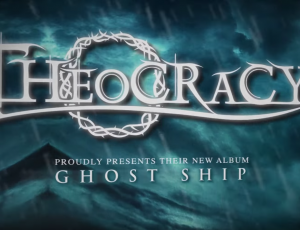 Theocracy – Ghost Ship (Album Teaser)